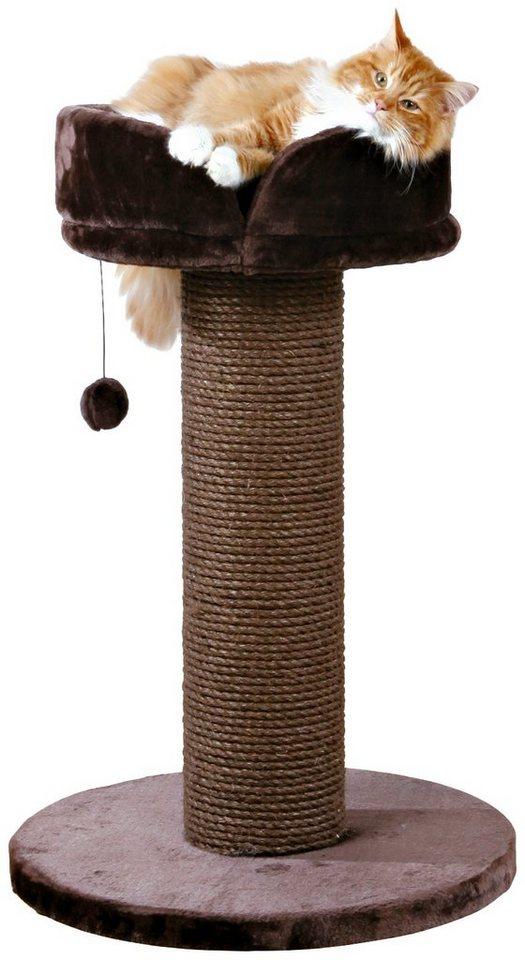 Kratzbaum »Pepino«, Ø/H: 58/89 cm, braun in braun