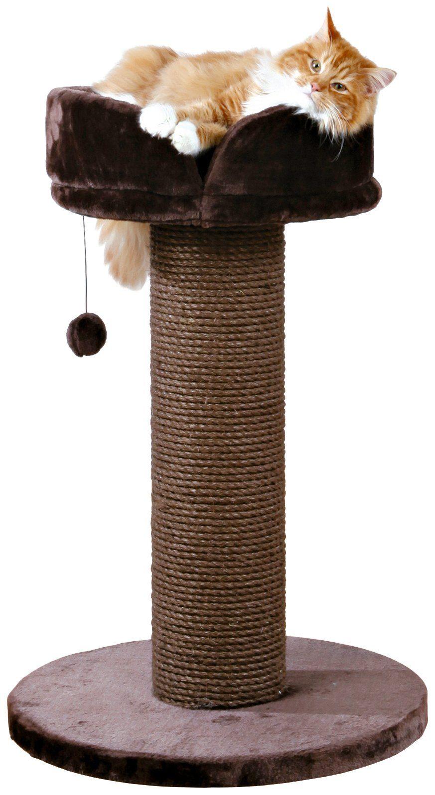 Kratzbaum »Pepino«, Ø/H: 58/89 cm, braun
