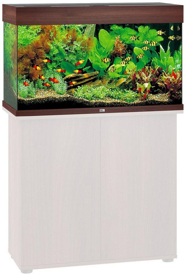 Aquarium »Rio 125«, Maße (B/T/H): 81/36/50 cm in braun