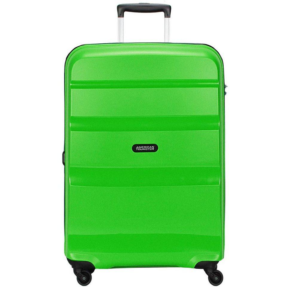 American Tourister Bon Air Spinner 4-Rollen Trolley 75 cm in pop green