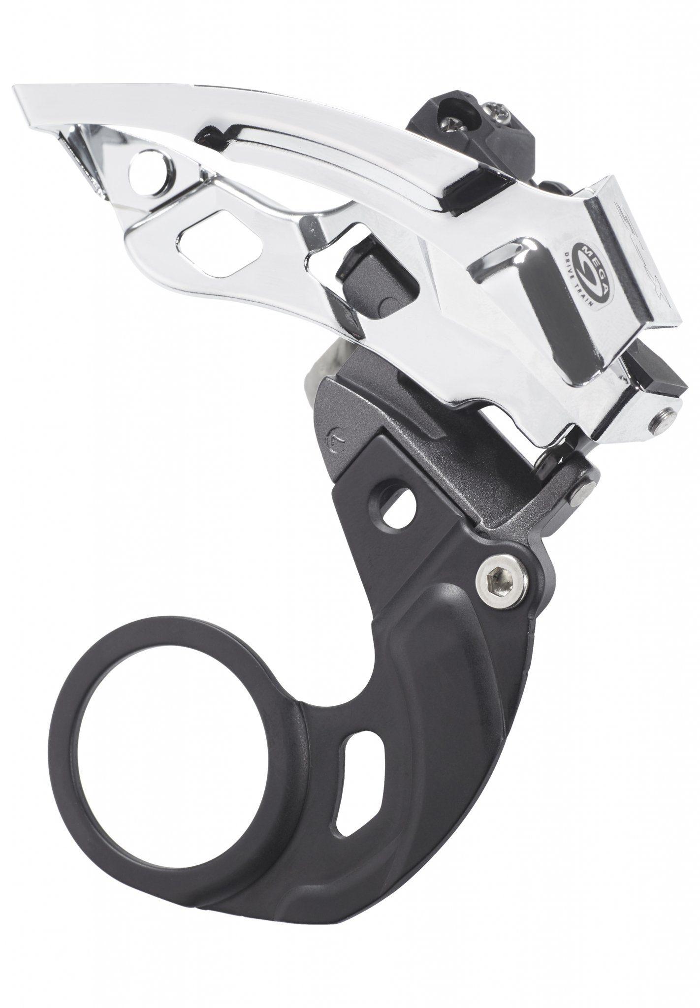 Shimano Schaltung »Shimano SLX FD-M660 Umwerfer 3-fach T-SW«