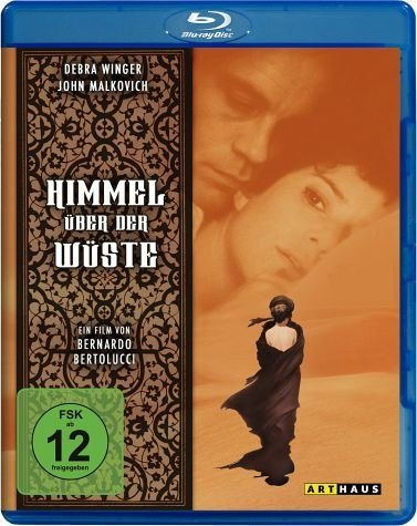 Blu-ray »Himmel über der Wüste«