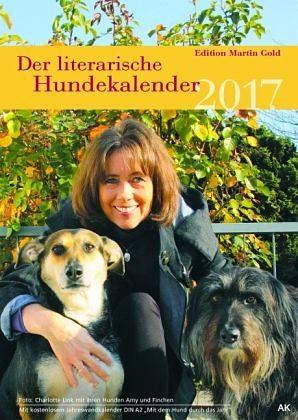 Kalender »Der literarische Hundekalender 2017«