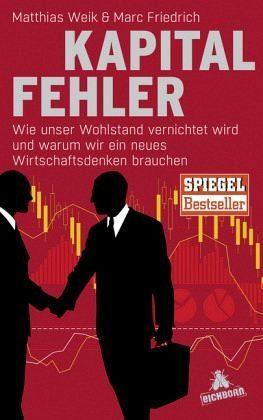 Gebundenes Buch »Kapitalfehler«