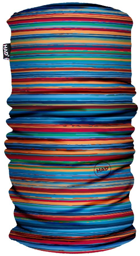 HAD Schal »Printed Fleece Tube Kids« in blau