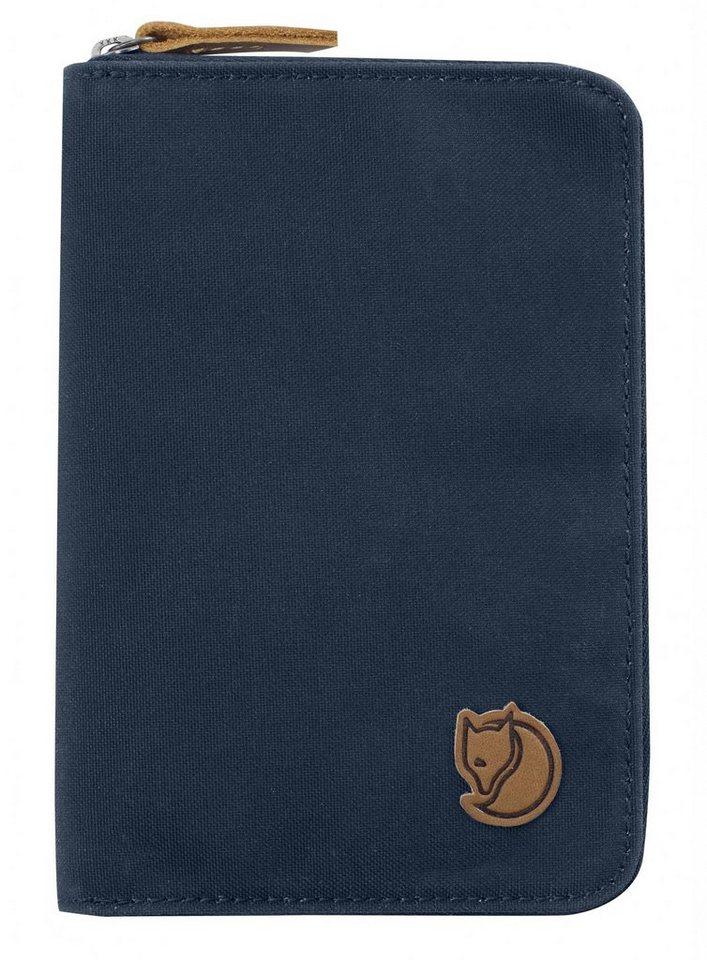Fjällräven Wertsachenaufbewahrung »Passport Wallet« in blau