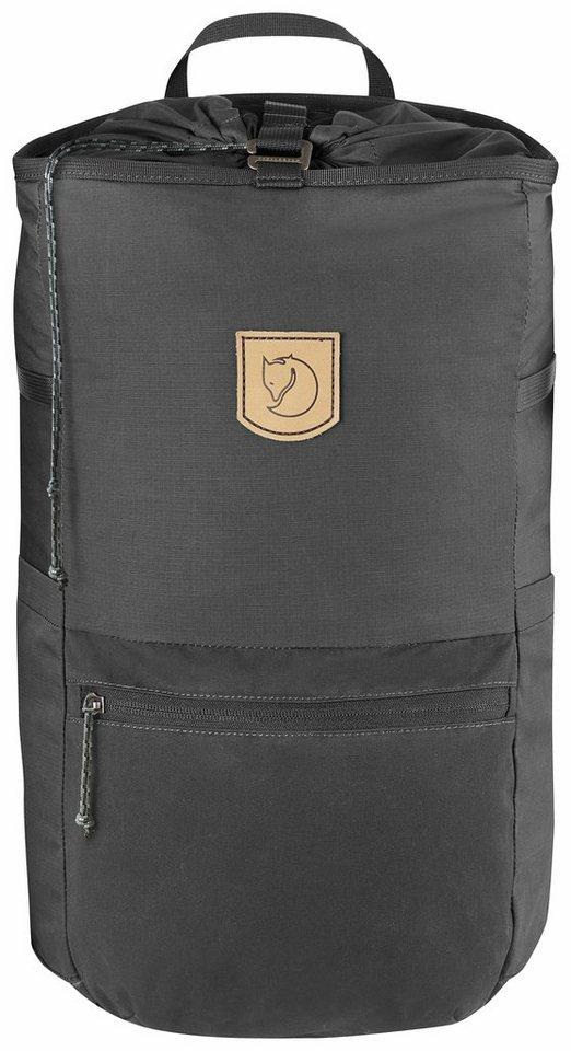 Fjällräven Sport- und Freizeittasche »High Coast 24 Backpack« in grau
