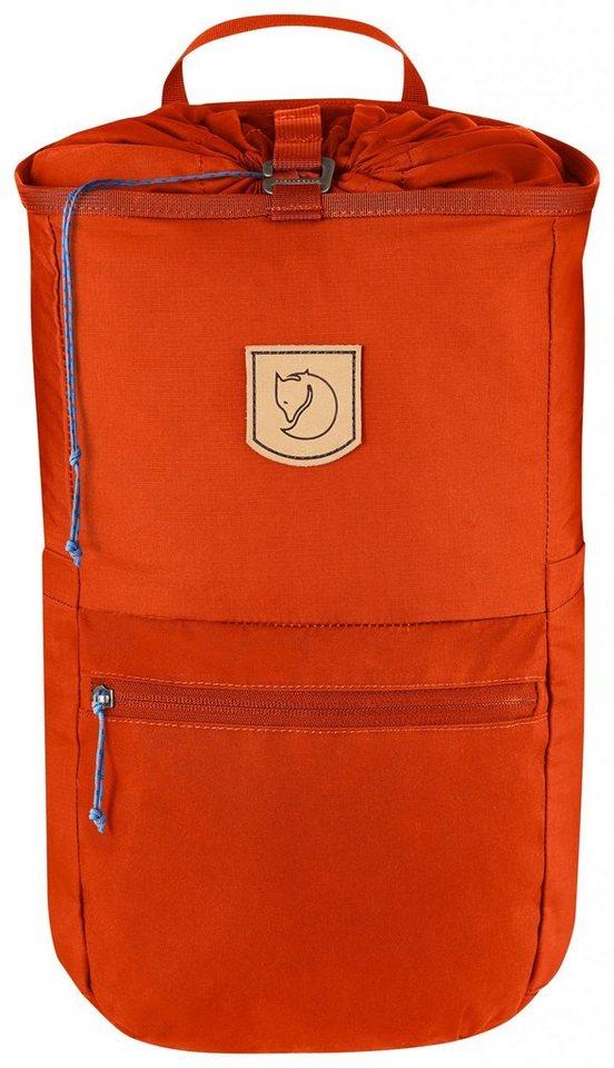 Fjällräven Sport- und Freizeittasche »High Coast 18 Backpack« in orange