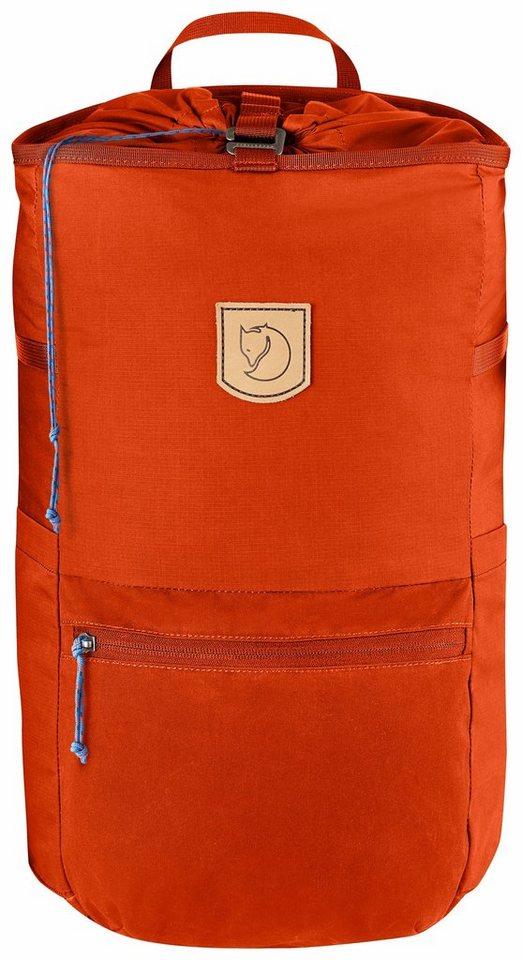 FJÄLLRÄVEN Sport- und Freizeittasche »High Coast 24 Backpack« in orange