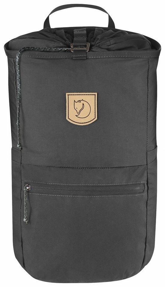 Fjällräven Sport- und Freizeittasche »High Coast 18 Backpack« in grau