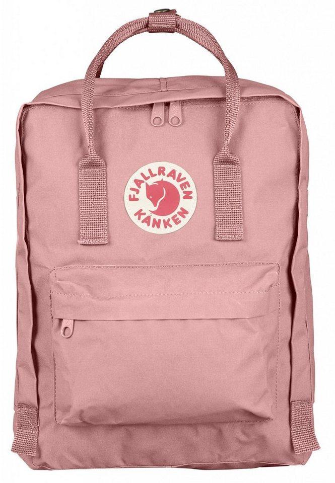 Fjällräven Sport- und Freizeittasche »Kanken Backpack« in pink