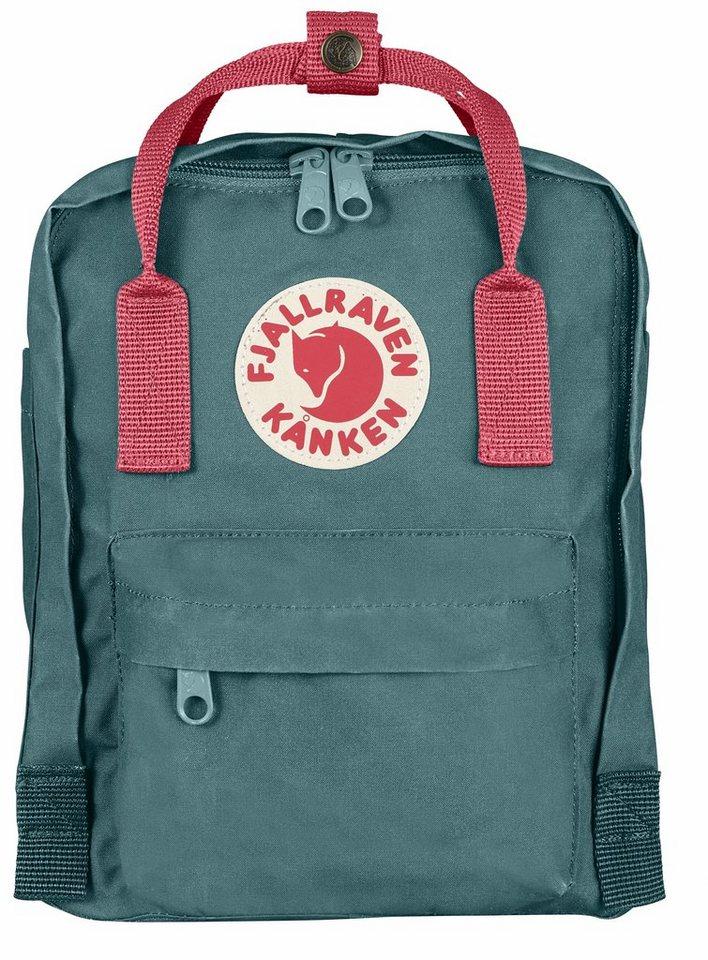 FJÄLLRÄVEN Sport- und Freizeittasche »Kanken Mini Backpack« in grün