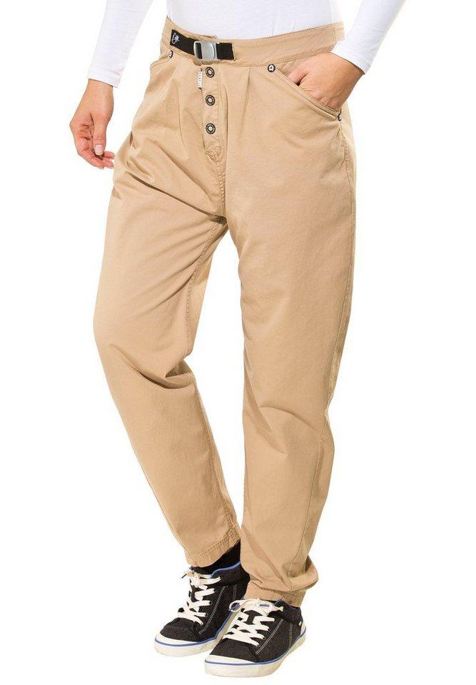 Gentic Outdoorhose »Freecat Pants Women« in beige