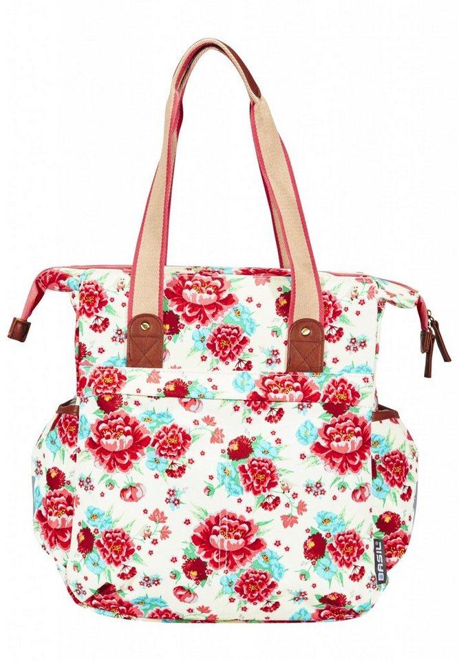 Basil Gepäckträgertasche »Bloom Shopper«