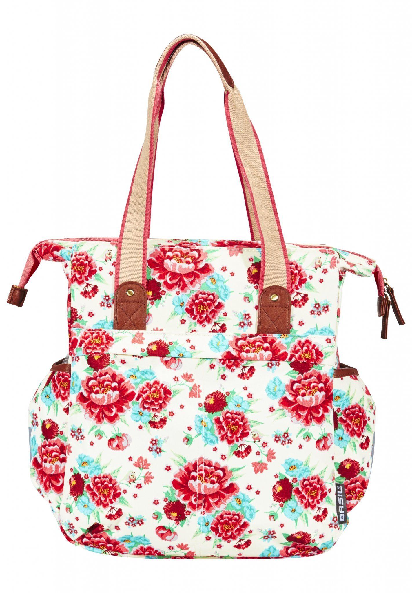 Basil Gepäckträgertasche »Bloom«
