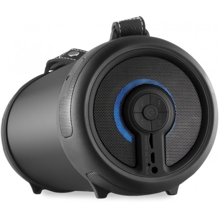 IMPERIAL Mobiler Lautsprecher »BEATSMAN 2« in schwarz