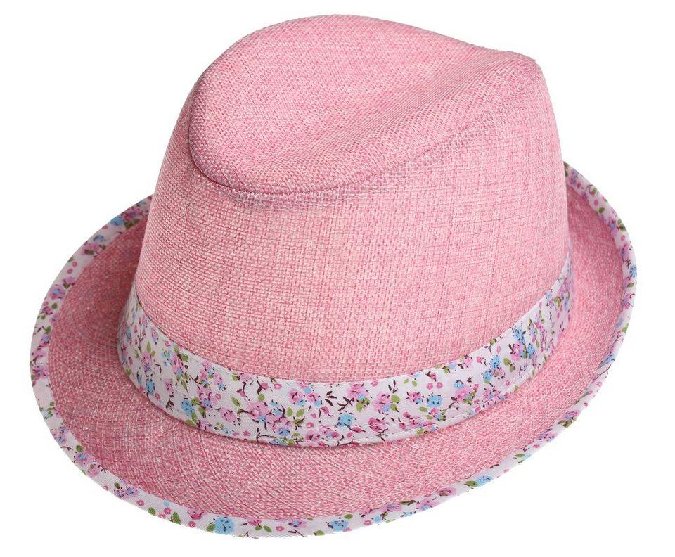 Highlight Company Hut in rosa Blume