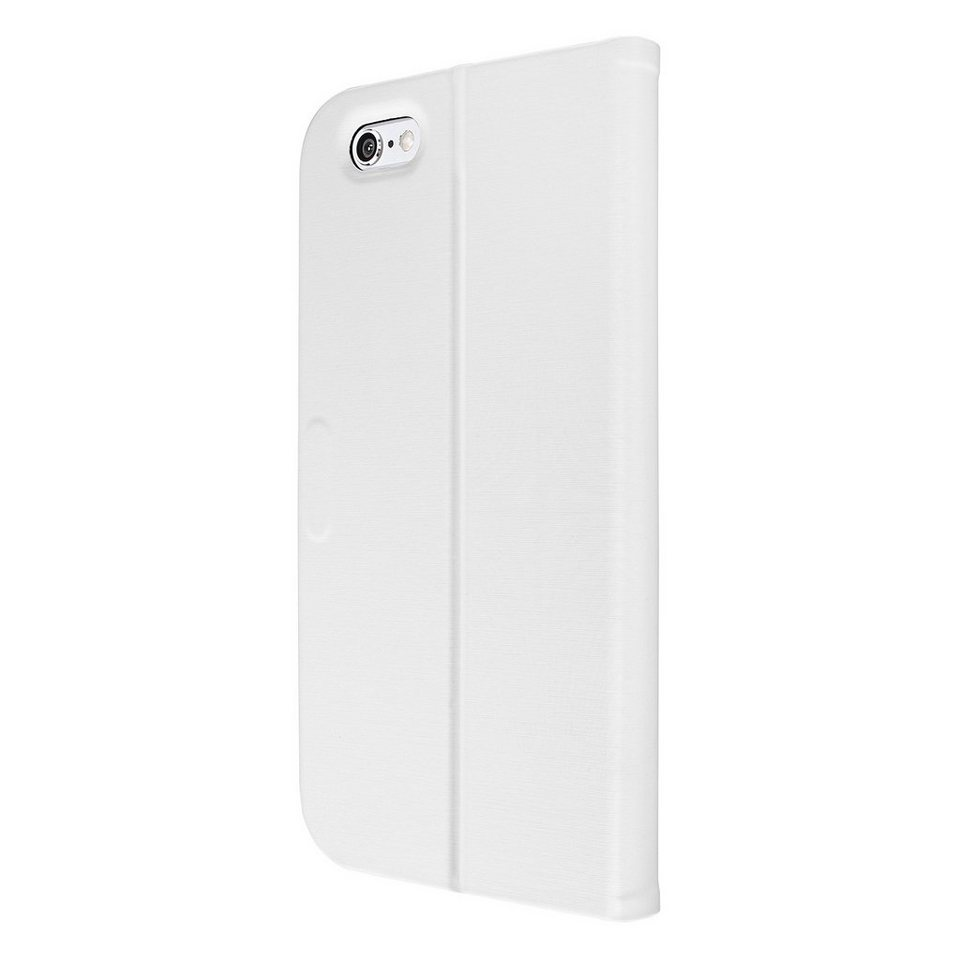 Artwizz Etui mit Standfunktion fu?r Apple iPhone 6 4,7 Zoll »SeeJacket Folio« in Weiss