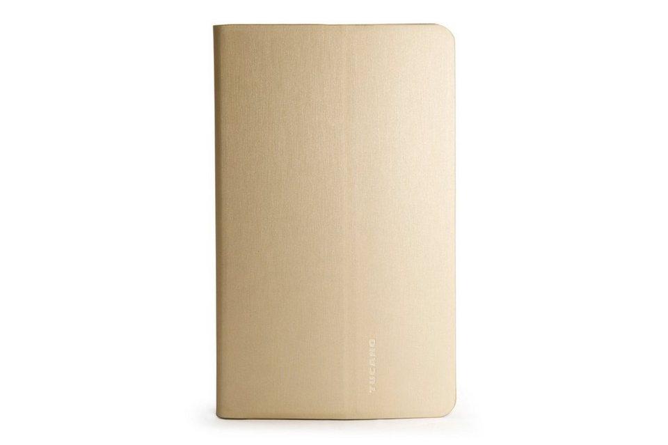 Tucano Hartschalencase für Samsung Galaxy Tab S 8,4 »Riga« in Gold