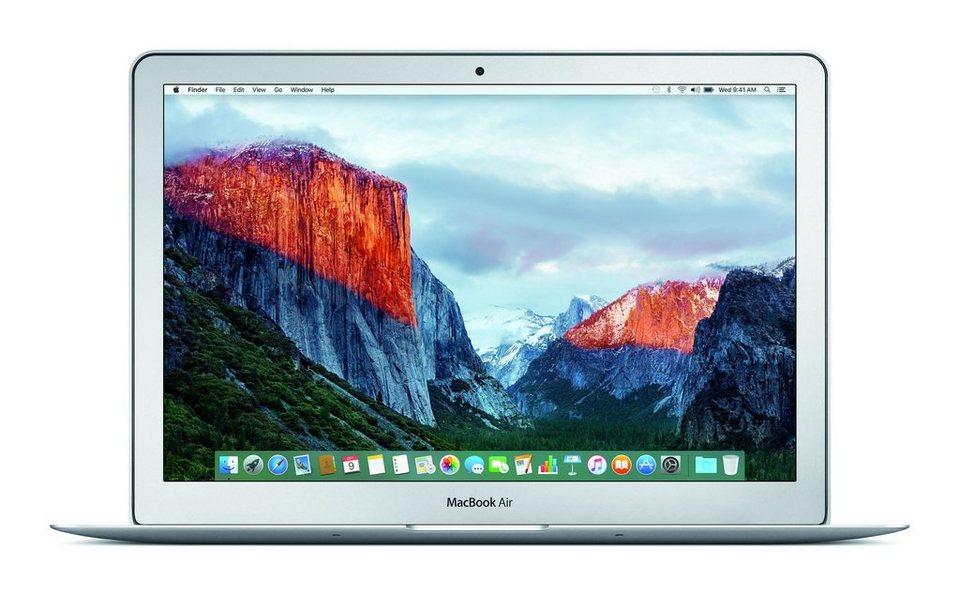 "APPLE MacBook Air CTO »Intel Core i7, 33,8cm (13,3""), 128 GB SSD, 8 GB« in silber"