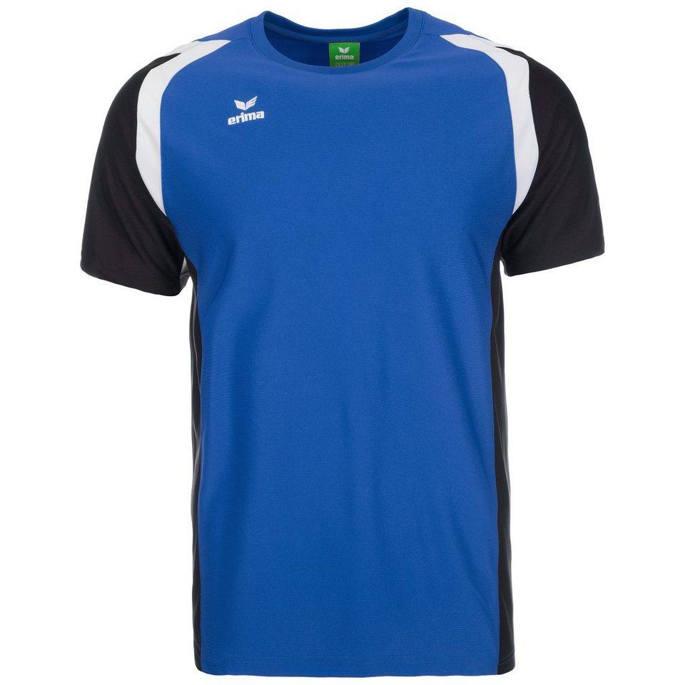 ERIMA Razor 2.0 Trainingsshirt Herren in blau / schwarz