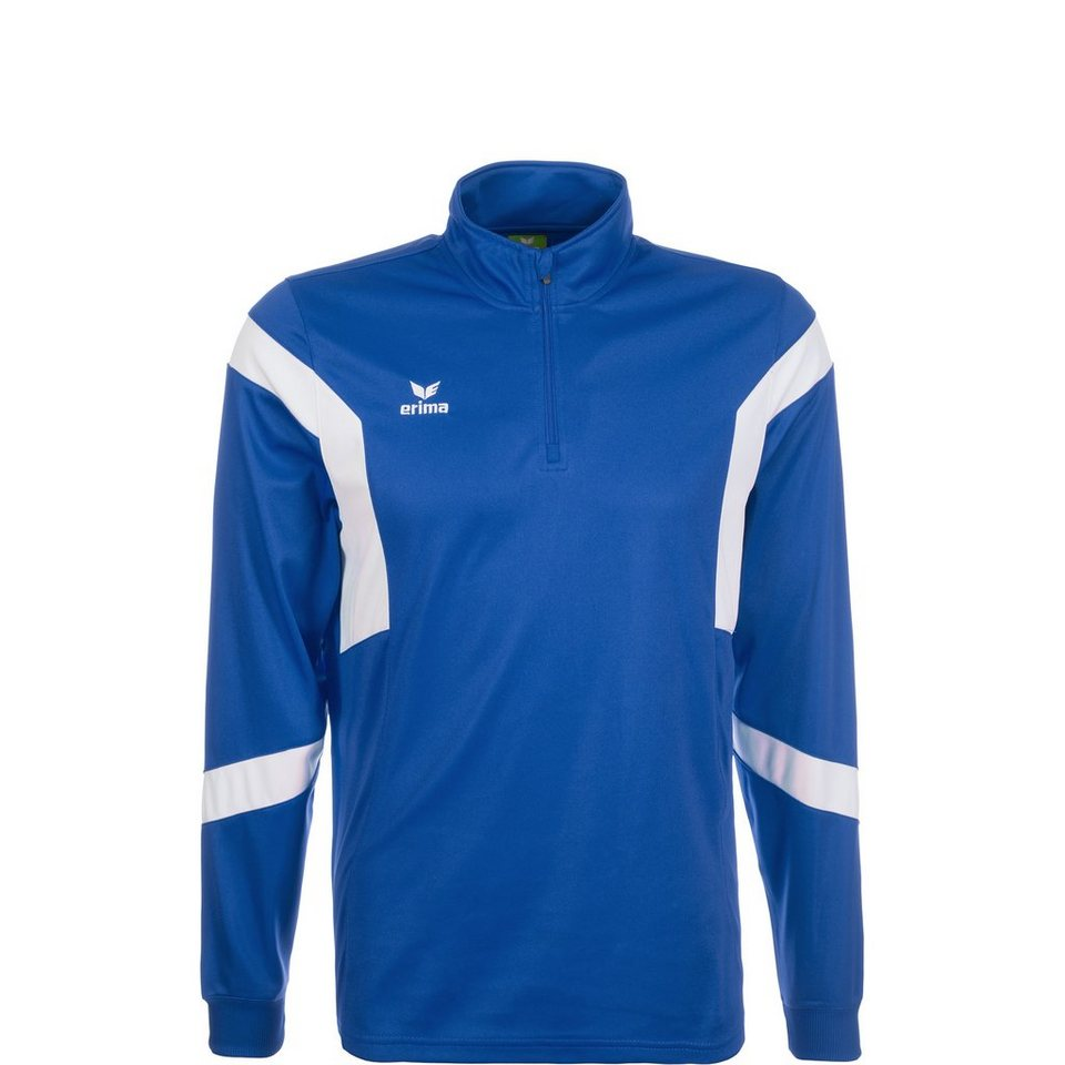 ERIMA Classic Team Trainingslongsleeve Kinder in new royal / weiß