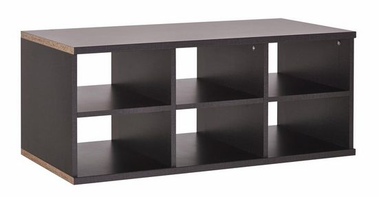 nolte® Möbel Inneneinteilung, Regaleinsatz, 6 offene Fächer