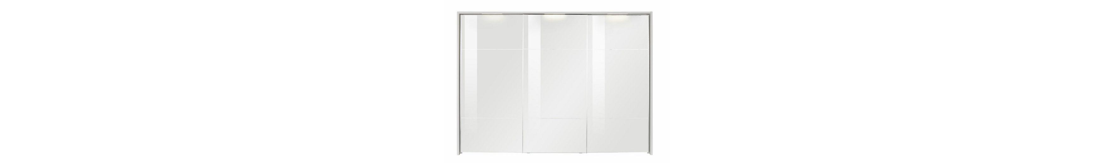 nolte® Möbel Kranz für den Kleiderschrank »Marcato« mit integrierter Beleuchtung