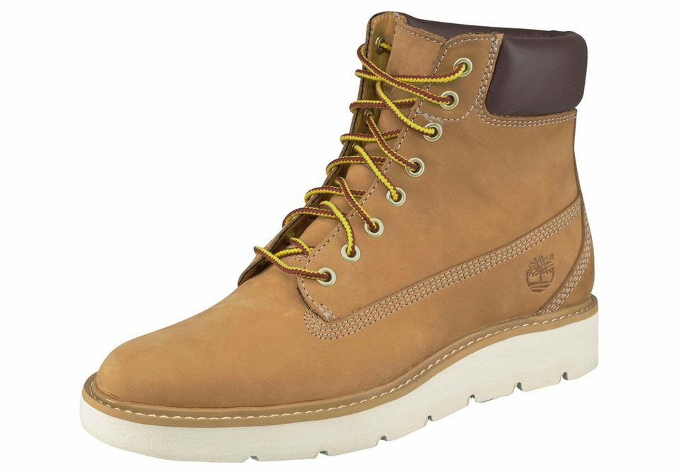 Timberland »Timberland Kenniston 6 in Lace Up« Stiefel in beige