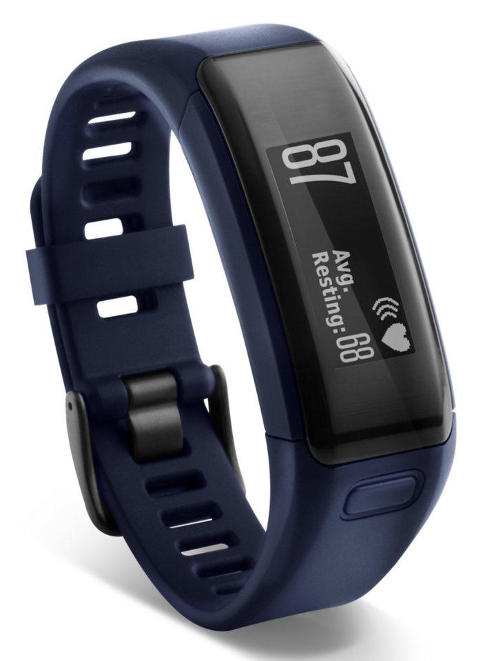 Garmin Activity-Tracker »Vivosmart HR (regular)« in Blau