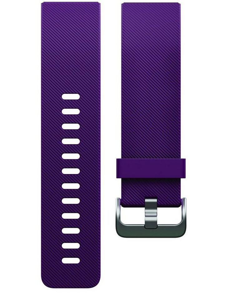 fitbit Ersatz-/Wechselarmband »Classic Armband für BLAZE in Größe S« in Lila