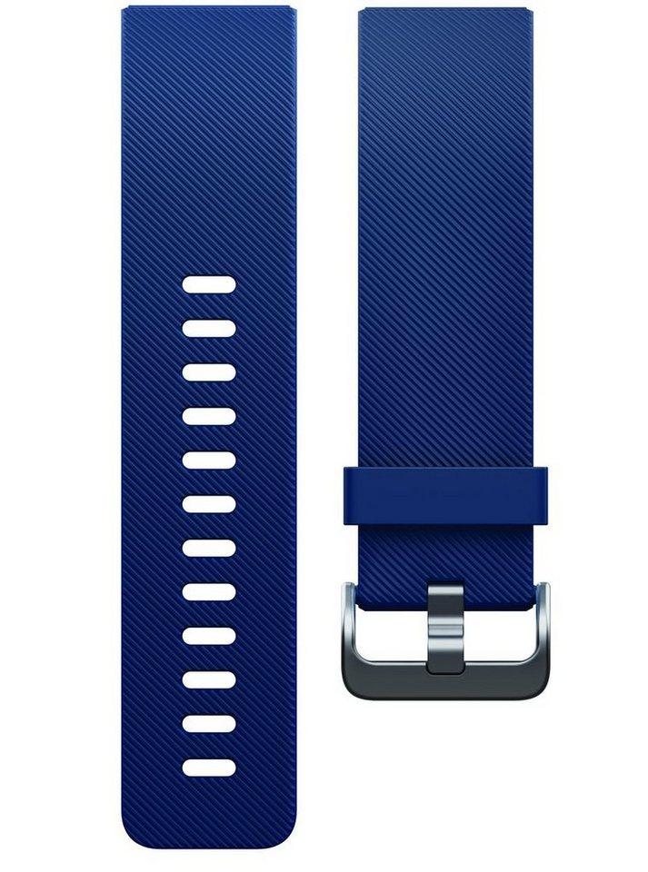 fitbit Ersatz-/Wechselarmband »Classic Armband für BLAZE in Größe L« in Blau