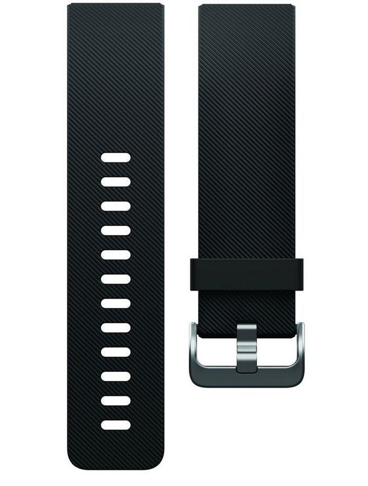 fitbit Ersatz-/Wechselarmband »Classic Armband für BLAZE in Größe S« in Schwarz