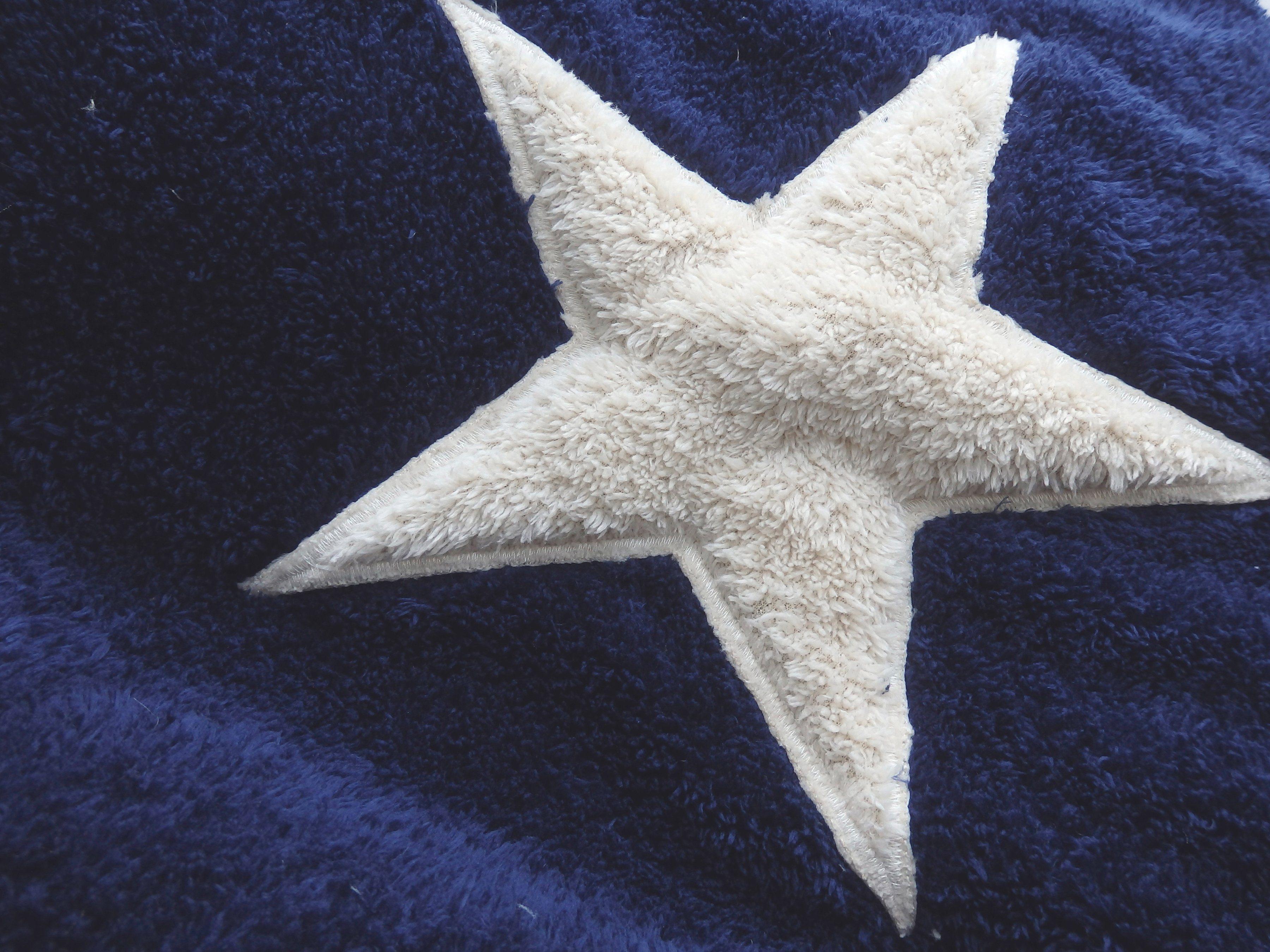 Hundedecke und Katzendecke »Pooch«, LxB: 67x87 cm, Blau