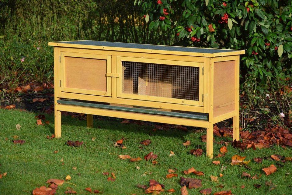 dobar hasenstall b t h 115 45 66 cm kaufen otto. Black Bedroom Furniture Sets. Home Design Ideas