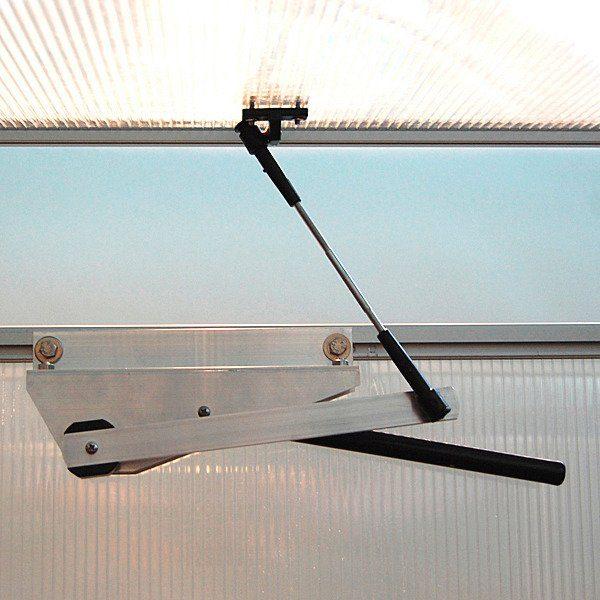 Automatischer Dachlüfter »für Schildkrötenhaus «