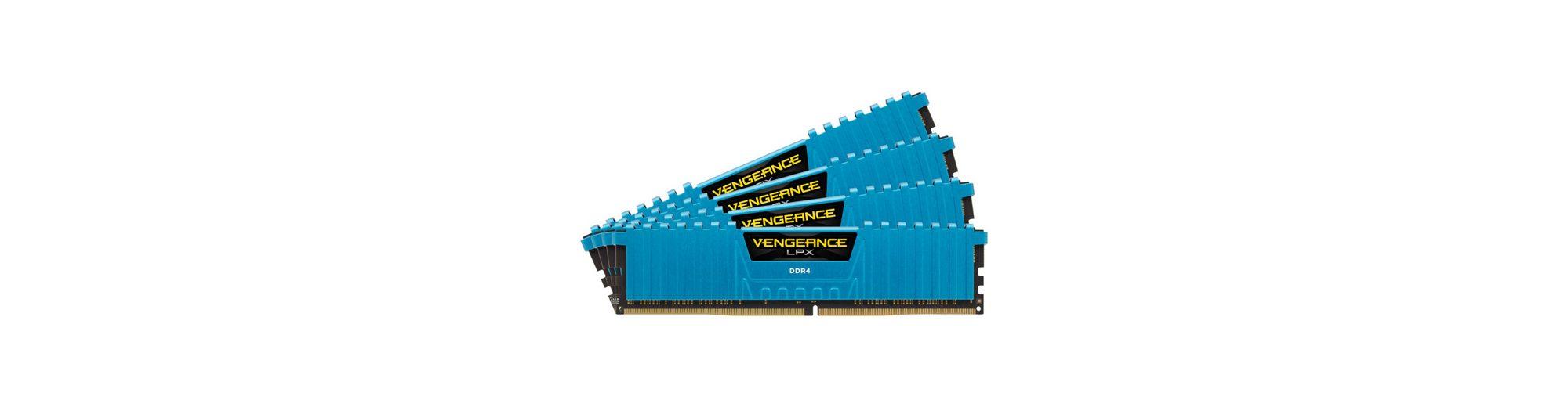 Corsair Arbeitsspeicher »DIMM 16 GB DDR4-2800 Quad-Kit«