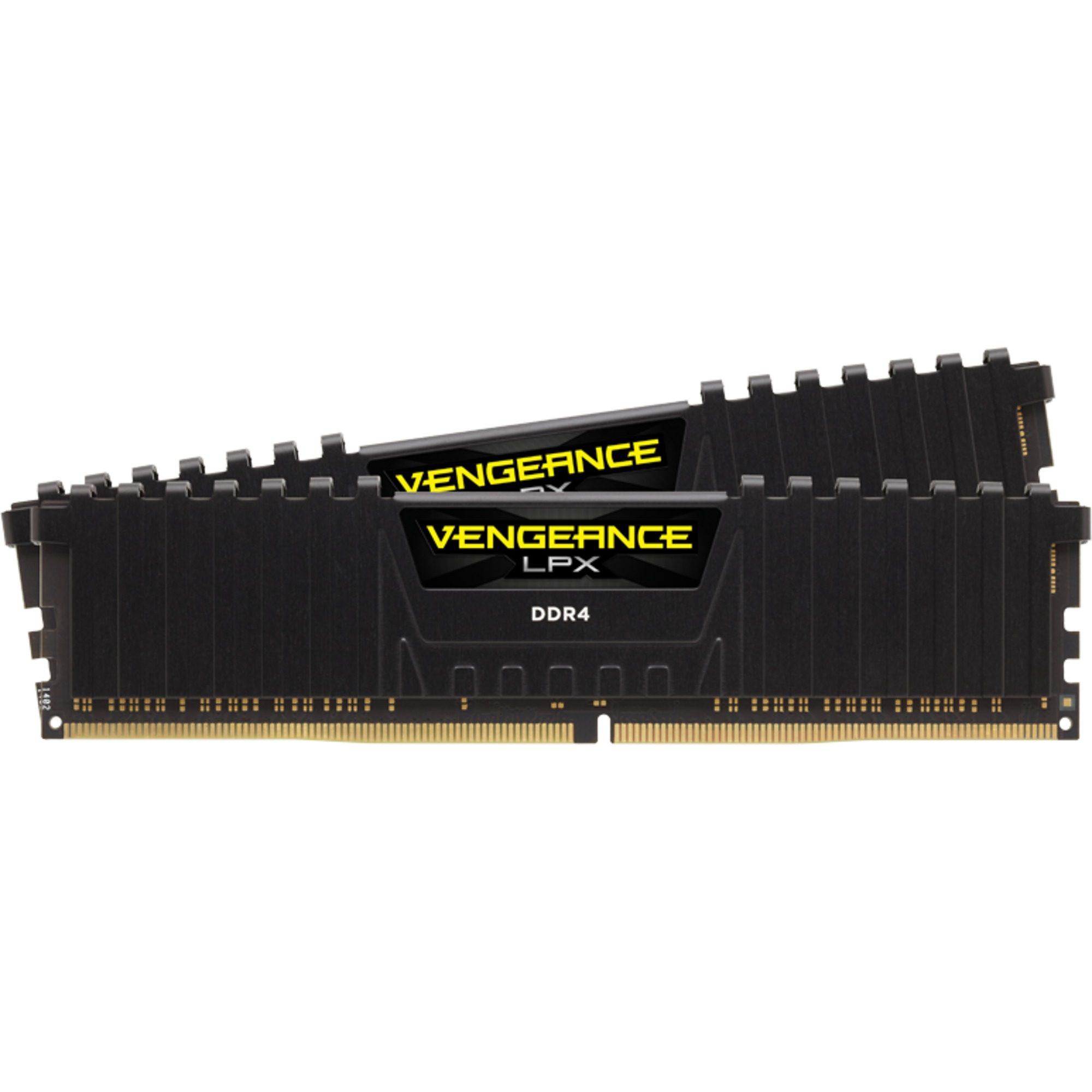 Corsair Arbeitsspeicher »DIMM 16GB DDR4-2400 Kit«