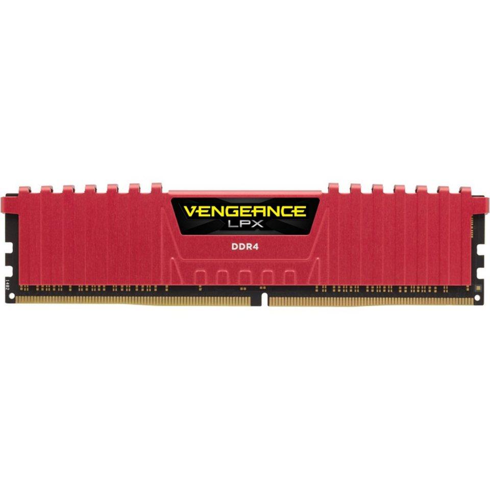 Corsair Arbeitsspeicher »DIMM 4GB DDR4-2400«