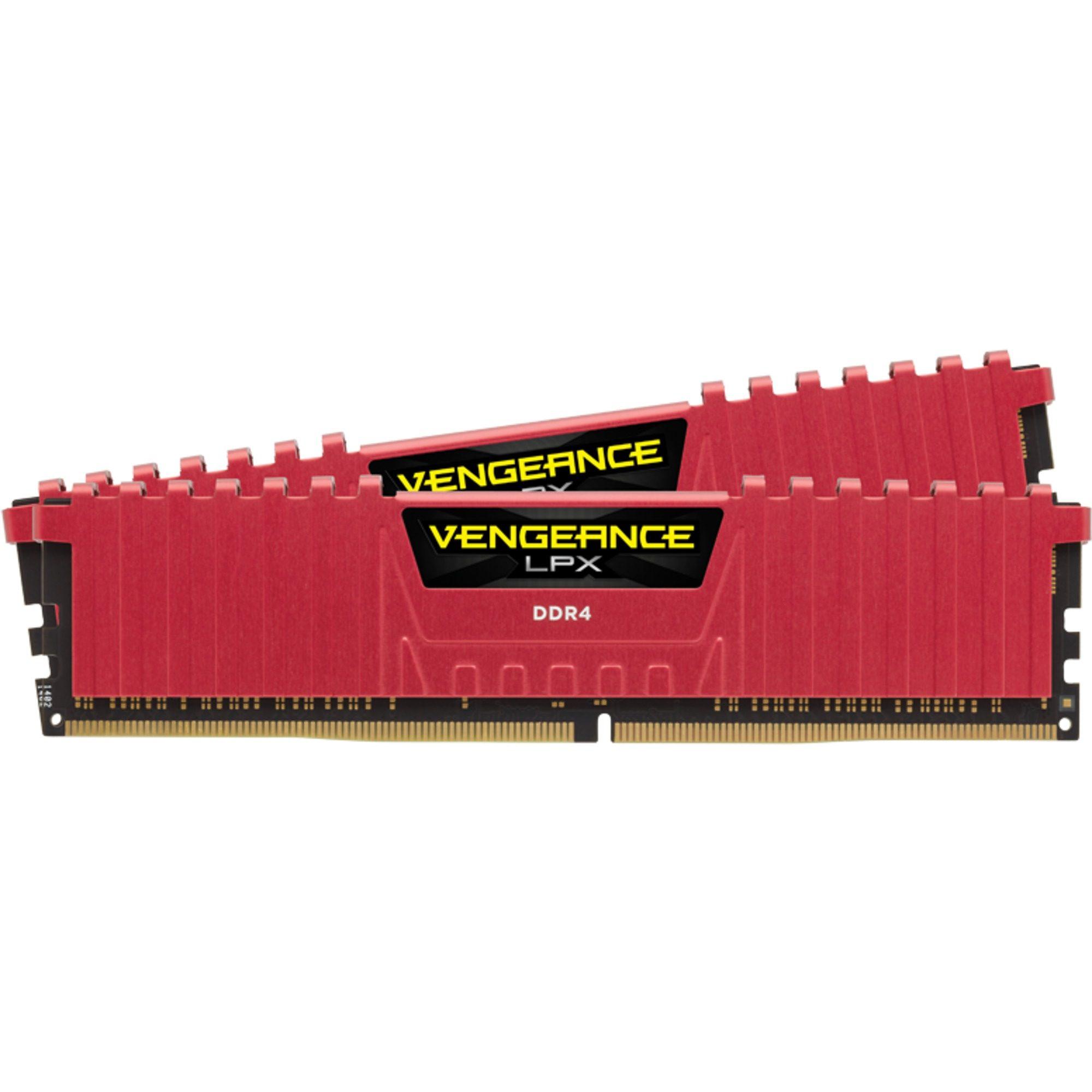 Corsair Arbeitsspeicher »DIMM 8GB DDR4-2400 Kit«