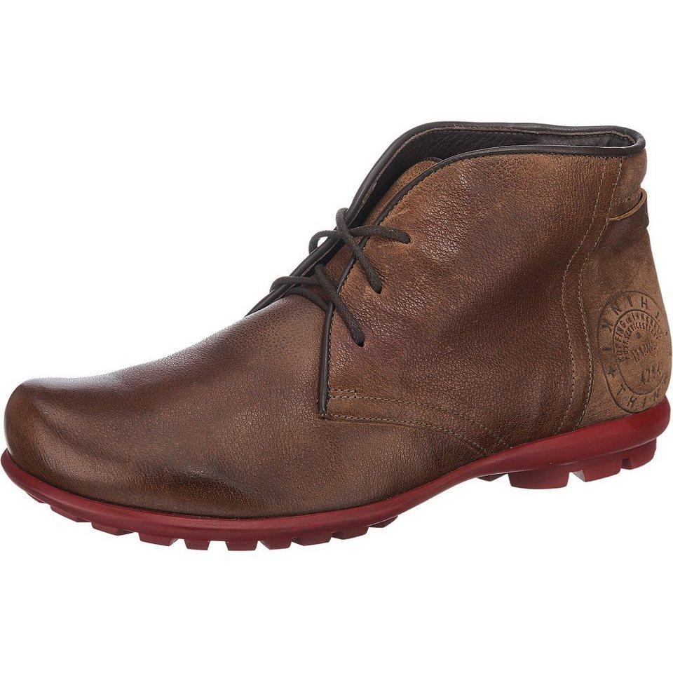 Think! Kong Freizeit Schuhe in braun-kombi