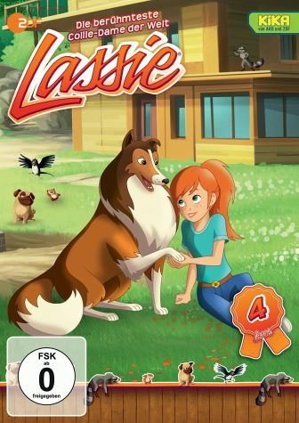 DVD »Lassie 4«