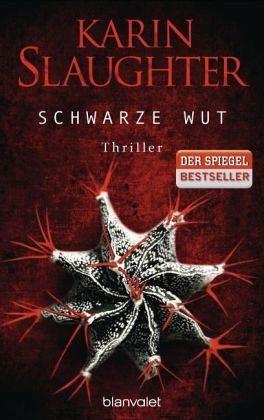 Gebundenes Buch »Schwarze Wut / Georgia Bd.5«