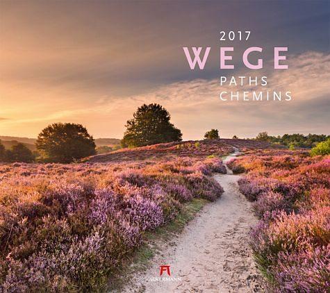 Kalender »Wege 2017«