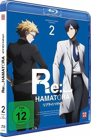 Blu-ray »Re:Hamatora - Vol. 2«