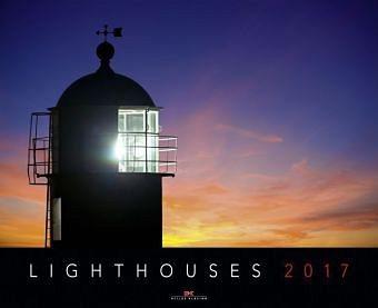 Kalender »Lighthouses 2017«
