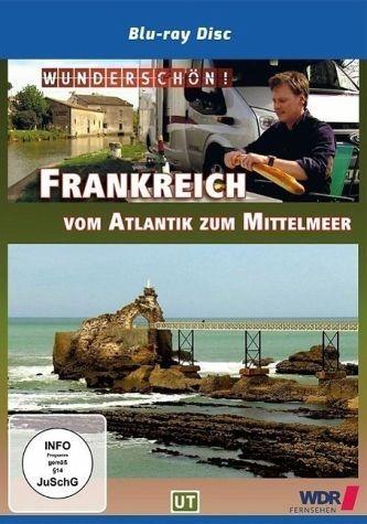 Blu-ray »Frankreich - Vom Atlantik zum Mittelmeer -...«