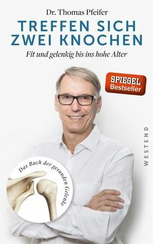 Broschiertes Buch »Treffen sich zwei Knochen«