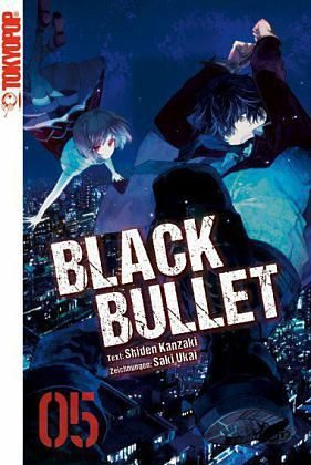 Broschiertes Buch »Black Bullet / Black Bullet Bd.5«