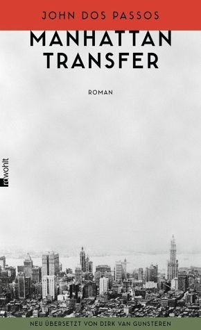 Gebundenes Buch »Manhattan Transfer«